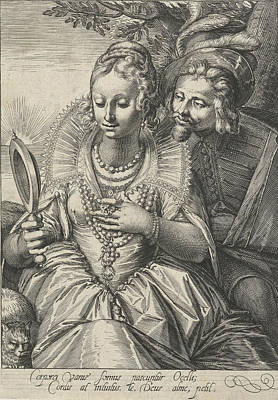 Cornelis Boel, Anonymous Poster by Litz Collection