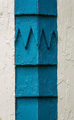 Corner Detail Poster
