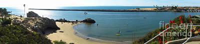 Corona Del Mar State Beach Poster