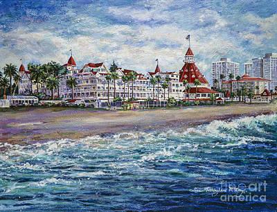 Coronado Shores Poster