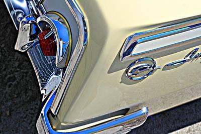 Coronna Cream 1962 Impala Poster