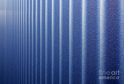 Corrugated Infinity Poster by Robert Keenan