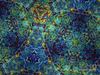 Cosmic Flow Poster