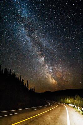 Cosmic Highway Poster