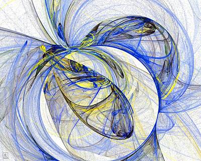 Cosmic Web 5 Poster