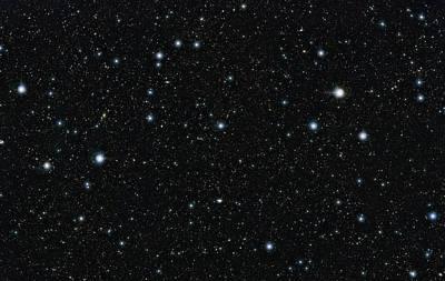 Cosmos Region In Sextans, Vista Image Poster