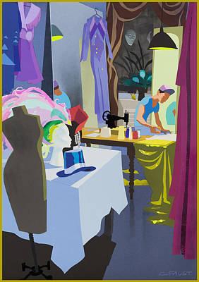 Costume Maker Poster
