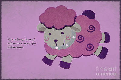 Counting Sheeps Poster