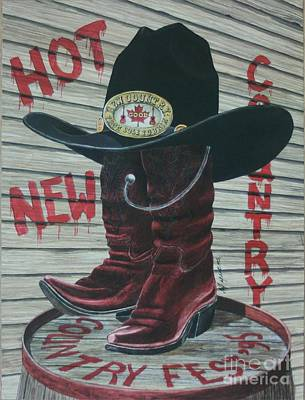 Country - Good From Sole To Brim Poster