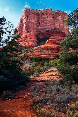 Courthouse Rock Poster