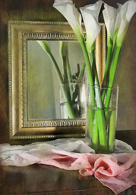 Courting Calla Poster