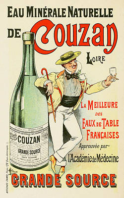 Couzan Poster by Gary Grayson
