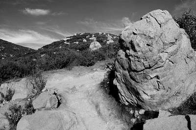 Cowles Mtn Poster