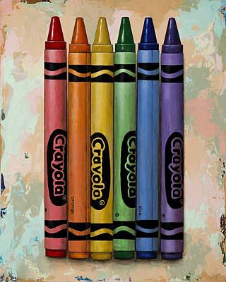 Crayola Poster