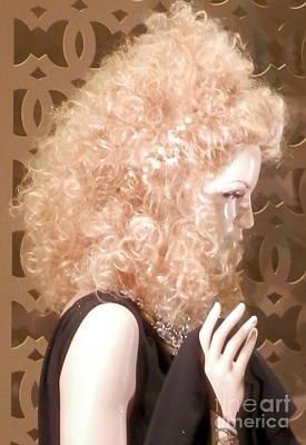 Crazy Curls Poster