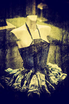Creative Dress Poster by Georgina Noronha