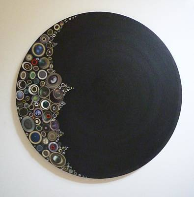 Crescent Moon Poster by Douglas Fromm