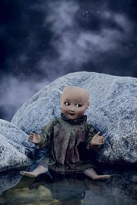 Creepy Doll Poster