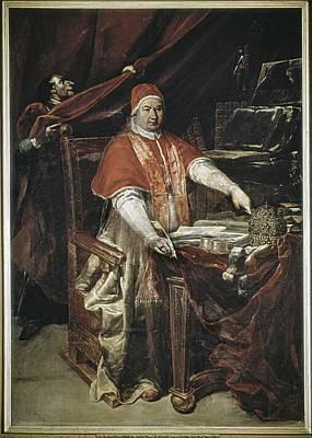 Crespi, Giuseppe Maria 1665-1747 Poster by Everett