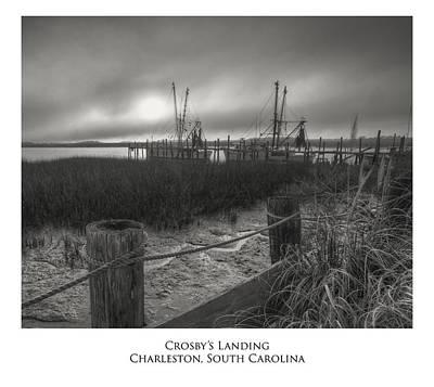 Crosby Landing Poster