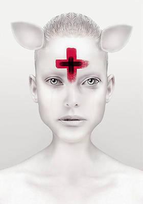 Cross Poster by Yosi Cupano