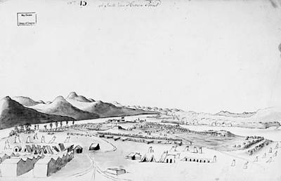 Crown Point, 1760 Poster by Granger