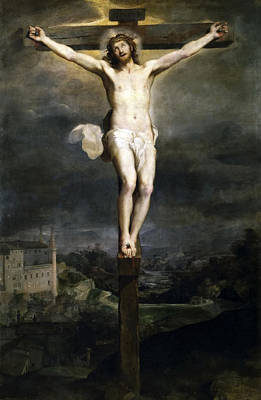 Crucifixion Poster by Federico Barocci