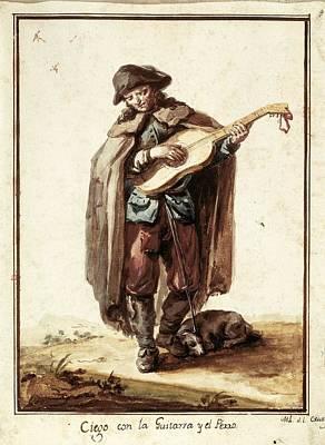 Cruz V�zquez, Manuel De La 1750-1792 Poster