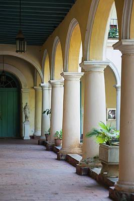 Cuba, Havana, Havana Vieja, Convento De Poster