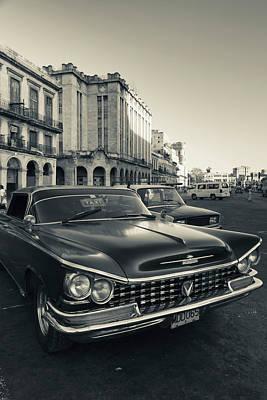 Cuba, Havana, Havana Vieja, Detail Poster