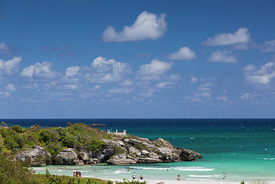 Cuba, Havana Province, Playas Del Este Poster
