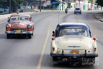 Cuba Road Poster