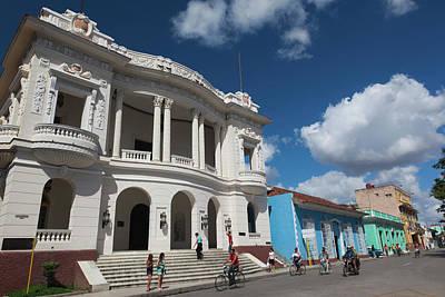 Cuba, Sancti Spiritus Province, Sancti Poster by Walter Bibikow