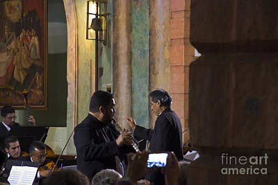 Cuenca Symphony Orchestra Painting Poster