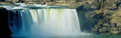 Cumberland Falls, Cumberland River Poster by Panoramic Images