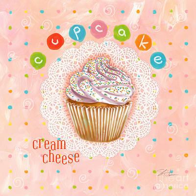 Cupcake-cream Cheese Poster