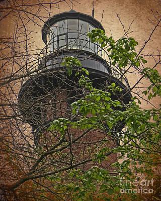 Currituck Light House Poster