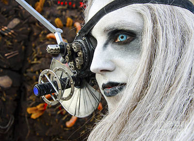 Cyber Borg Mister Roboto 1 Poster