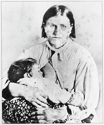 Cynthia Ann Parker (1827-1865) Poster