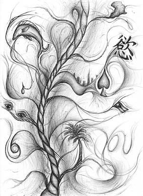 Cynthia Centipeda Poster by Michael Morgan