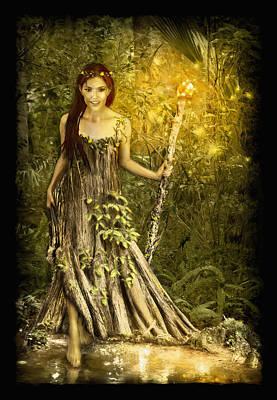 Cypress Queen Poster