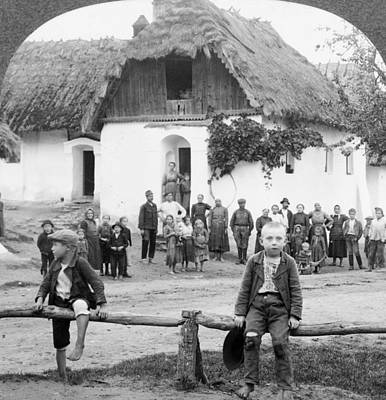 Czech Village, C1893 Poster by Granger