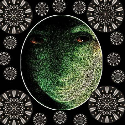 Daemon Of Stargate Poster