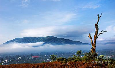 Dai Binh Mountain Poster