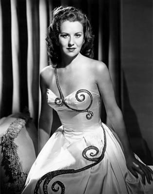 Daisy Kenyon, Ruth Warrick, 1947, Tm & Poster by Everett