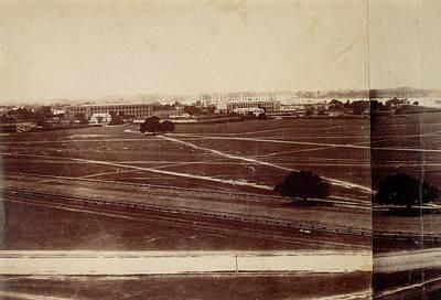 Dalhousie Barracks And Fort William Poster