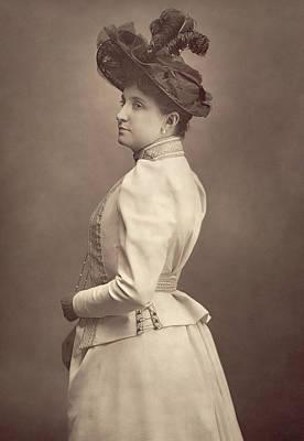 Dame Nellie Melba Poster