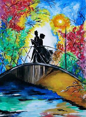 Dance Of Love Poster