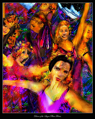Dance Of The Sugar Plum Fairies Poster