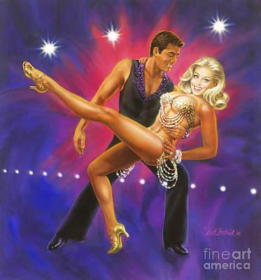 Dancer's Fantasy Poster
